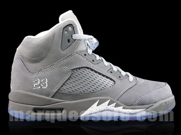 jordan 5 wolf grey. Air Jordan Wolf Grey V